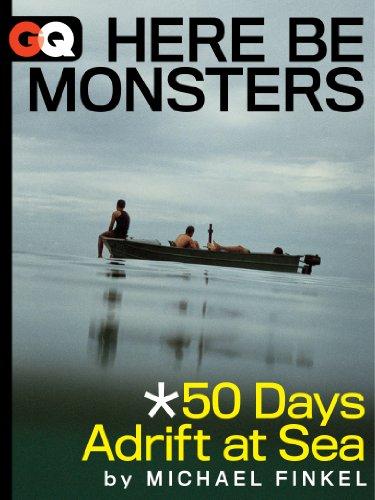 50 Days Adrift At Sea Kindle Single