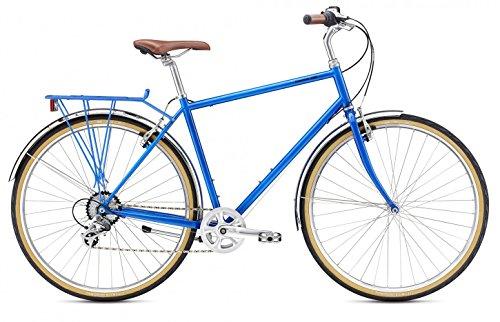 breezer Downtown EX 28 Zoll Citybike Blau (2017), 60
