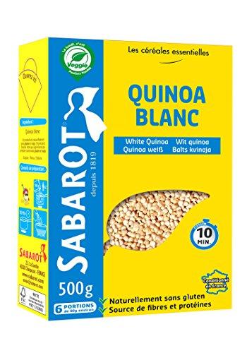 Sabarot - Quinoa en étui 500g