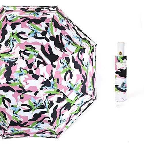 L'ombrello da Golf Antivento,Apri e Chiudi Resistente Automatico e Impermeabile,Ombrello Automatico reticolare in plastica Nera Ripiegabile in plastica Nera colore11 100 cm