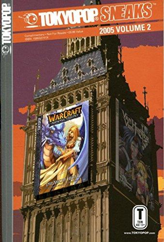 Tokyopop UK Sneaks 2005: v. 2