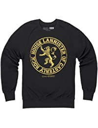 Official Game of Thrones - House Lannister Organic Sweat-shirt, Homme