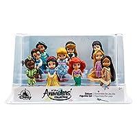 Disney Princess Figurine Figures Animator Collection Petite Glitter Figure Set