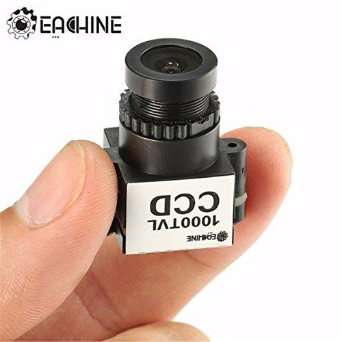 Eachine 1000TVL Mini FPV Kamera 1/3 CCD 110 Grad 2.8mm Lens FPV Camera NTSC PAL Schaltbare