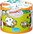 Aladine - 85102 - Loisir Créatif - Stampominos - Ferme