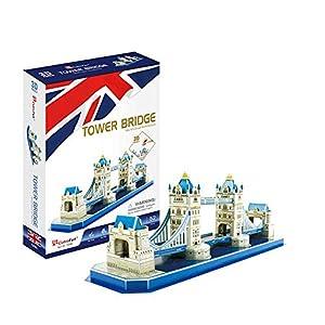 CubicFun Puzzle 3D Tower Bridge CPA Toy Group Trading S.L. C0238