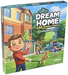Rebel Centrum REBDRM02 156 Sunny Street: Dream Home Expansion, Multicolor