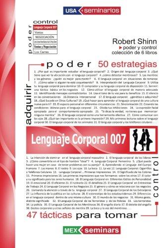 Descargar Libro Lenguaje Corporal 007 de Robert Shinn