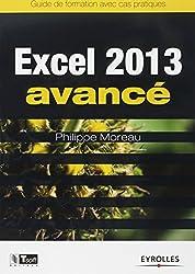 Excel 2013 avancé : Guide de formation avec cas pratiques