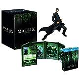 Matrix Collection con Statuetta - (Edizione Limitata) ( 8 Blu-Ray)
