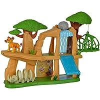 """Simba - 109318728 - la Garde du Roi Lion - Ensemble de Figurine -  """"la Garde du Roi Lion"""" - Terre Sacrée + Accessoires"""