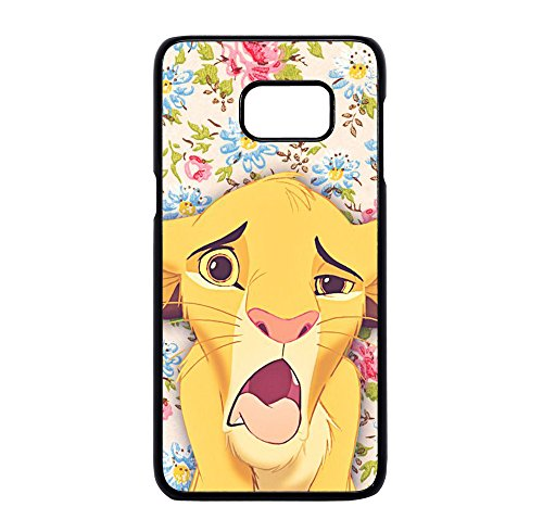 coque galaxy s6 roi lion