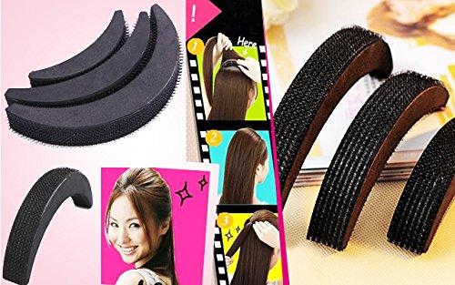 Blackbond Hair Puff high volumizer Banana Bumpit Set of 3pcs.  available at amazon for Rs.99