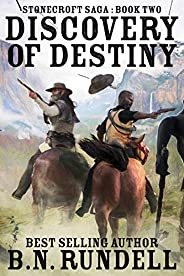 Discovery of Destiny (Stonecroft Saga Book 2) (English Edition)