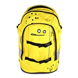 Satch by Ergobag Schulrucksack SE Cleptomanicx Yellow Lemon 105 gelb