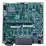 PC Engines APU4D4 - System Board, 4X LAN, 4 GB RAM