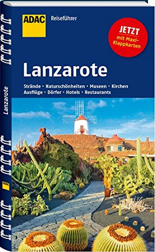 ADAC Reiseführer Lanzarote Test