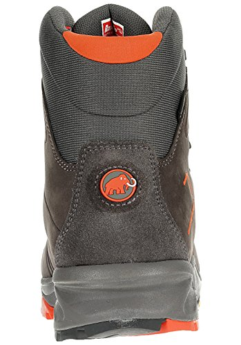 Mammut Mercury Tour High GTX Men - Wanderschuhe mit Gore-Tex - bark/dark orange 44