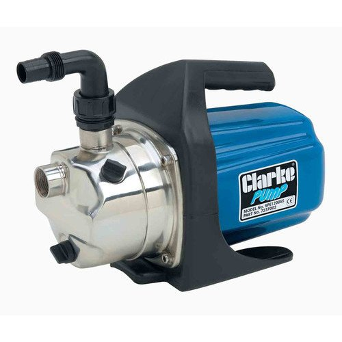CLARKE ELECTRIC WATER PUMP 1 230V 61 LITRE/MIN by Clarke International