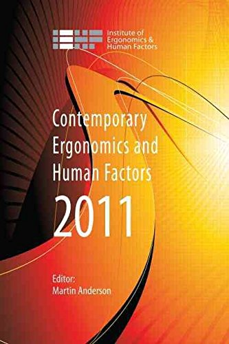 [(Contemporary Ergonomics and Human Factors 2011 : Proceedings of the International Conference on Ergonomics & Human Factors 2011, Stoke Rochford, Lincolnshire, 12-14 April 2011)] [Edited by Martin Anderson] published on (May, 2011)