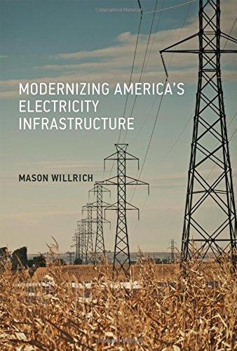 Modernizing America's Electricity Infrastructure (The MIT Press) por Mason Willrich