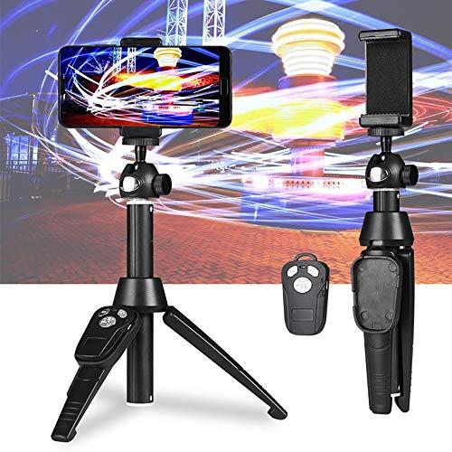 Ledu stick selfie, wireless bluetooth 3,0 controllo multifunzione treppiede mini, 360 ° rotazione, adatto per esterni