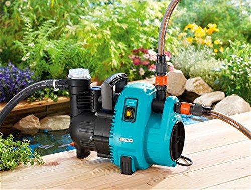Gardena 4000/5 Comfort Gartenpumpe 1732-20 - 4