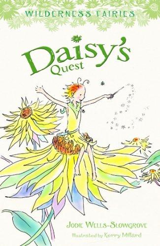 Daisy's Quest: Wilderness Fairies (Book 1) (English Edition) (Quest Daisy)