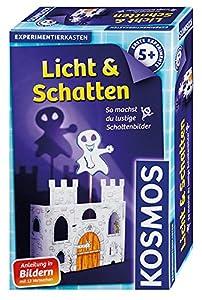 Kosmos 602444 Kit de experimentos Juguete y Kit de Ciencia para niños - Juguetes y Kits de Ciencia para niños (Física, Kit de experimentos, 5 año(s), Multicolor, CE, 132 mm)