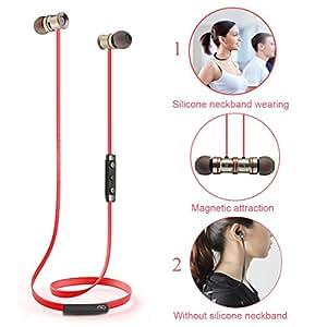 Stoon Iphone 4S Wireless Earphone (Red)