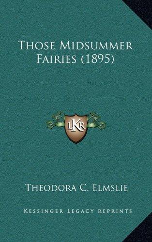 Those Midsummer Fairies (1895)