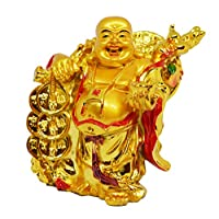 The laughing buddha is regarded as one of the most auspicious Gods of wealth. It brings prosperity, success and financial gains to the house. However, the location of placing the Laughing buddha is important. It has to be placed at an height of some ...