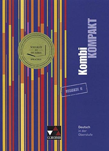 KombiKOMPAKT - Ausgabe N: Deutsch in der Oberstufe