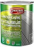 Owatrol Compo Care Holz Composite 2,5l grau