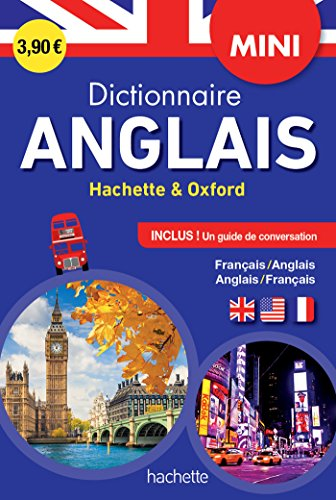 Mini Dictionnaire Hachette Oxford - Bilingue Anglais par Collectif