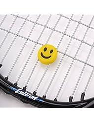 CAMTOA Anti-vibrateur de raquette de tennis vibrations amortisseur des chocs