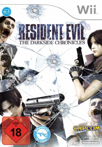 ak tronic Resident Evil - The Darkside Chronicles [Software Pyramide] - [Nintendo Wii]