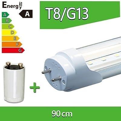 LEDVero T8/G13 SMD-LED Röhre 90cm transparent - 14W