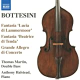 Bottesini: Chamber & Vocal Works