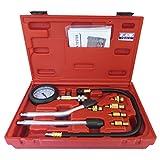 Passform Tools Benzin-Motor Zylinder Diagnosetester 9PCS Werkzeug Set