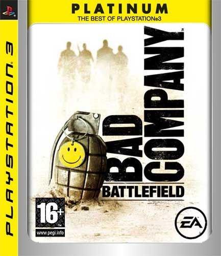 Battlefield: Bad Company [Platinum] [PEGI]