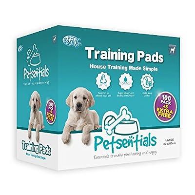 Pet Brands Petsentials Training Pads (Pack of 105)
