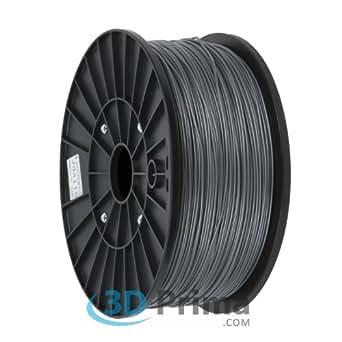 3D-Printer Filament ABS - 1,75mm - 1 kg spool - Silver