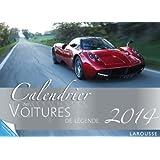Calendrier des voitures de légende 2014