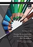 Externe Kommunikation von Diversity Aktivitäten über Microblogs: Erfolgsfaktor in Personalmarketing und Employer Branding? by Karmen Frena (2015-10-01)