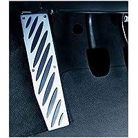 INHDBOX Bremsen-Fuss-Rest Pedale Pads f/ür BMW M3 E39 E46 E90 E91 E92 E87 3 Series