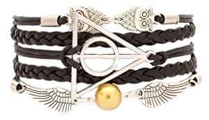 Ashley bridget wizardry-bracelet femme-ajustable de 17 à 23 cm-aB00404A