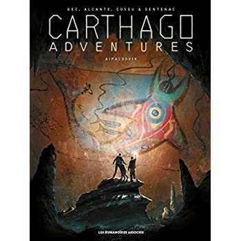 Carthago Adventures T03 aipaloovik