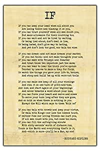 Alter Ego Quot If Quot By Rudyard Kipling Famous Inspirational