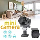KiGoing HD 1080P Home Security-Minikamera/Motion Detection WiFi-Kamera/Home Mini Monitor/geeignet für persönliche Daten, Familien-, Fahr- und Fahraufnahmen